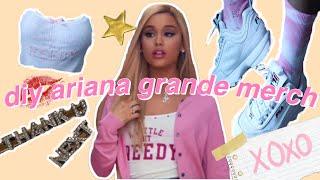 DIY Ariana Grande Merch   Aniya