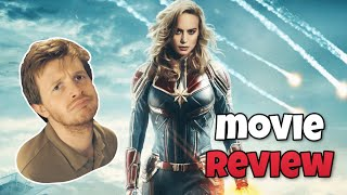 Captain Marvel - Honest SPOILER FREE Movie Review! ARE YOU SERIOUS MARVEL!