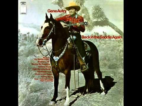 Gene Autry - The Cowboy Blues