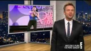 LAURA MILLER ACCIDENTE - EE.UU - E Entertainment Television