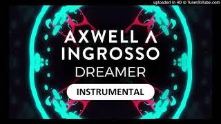 Download lagu Axwell Λ Ingrosso - Dreamer (Official Instrumental) gratis