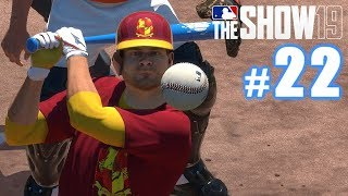 I LOVE HITTING HOME RUNS! | MLB The Show 19 | Diamond Dynasty #22