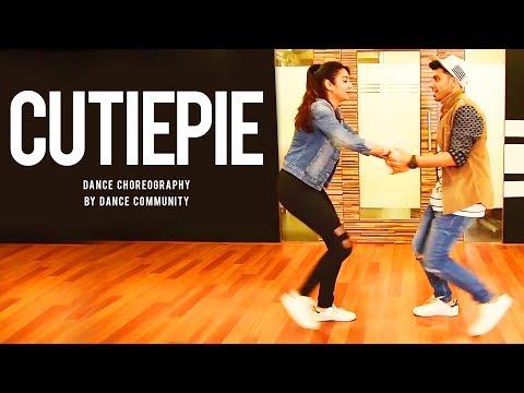 Cutiepie | ADHM | Dance Choreography By Dance Community | Avni Khadela And Shalin Padhair