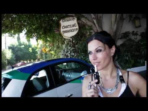 Road to Laguna Seca with Fiat 500 – Day 2 in Los Angeles with Cristina Scabbia