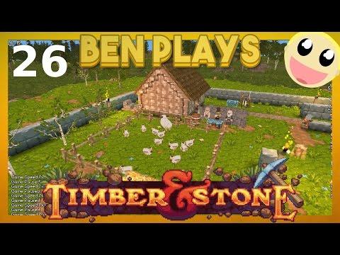 Timber and Stone S5E26 Unfortunate Losses