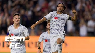 LAFCs Carlos Vela dazzles with two goals vs. San Jose MLS Highlights