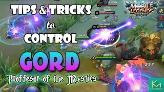 Mobile Legends - How to Use Gord Revamp (Tips & Tricks)