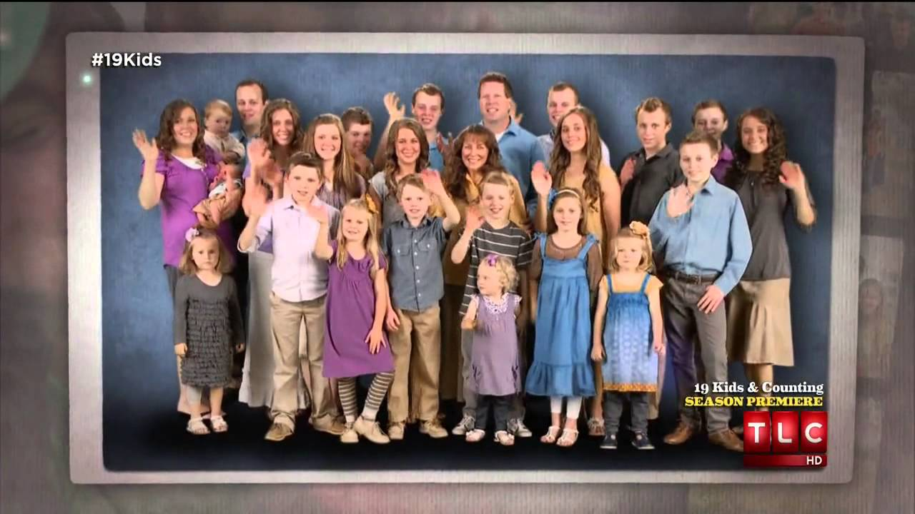 Duggar Disgrace: TLC Pulls '19 Kids and Counting'