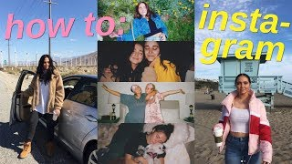 how to instagram   disposable camera effect, lighting, poses