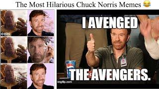The Most Hilarious Chuck Norris Memes