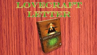 Lovecraft Letter Review and How to Play
