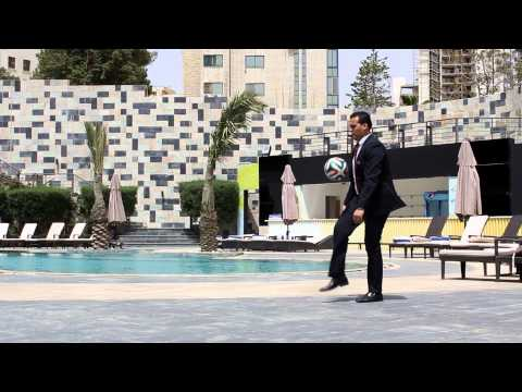 Landmark Amman Hotel Supports Prince Ali's bid as President of FIFA