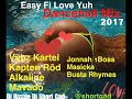 easy fi love yuh ( dancehall mix september ) vybz kartel, alkaline,mavado