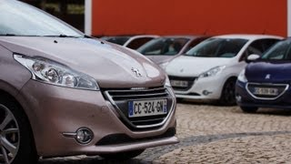 Peugeot 208葡萄牙試駕