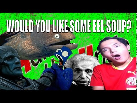 WOULD YOU LIKE SOME EEL SOUP?