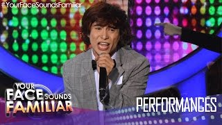Your Face Sounds Familiar: Kean Cipriano as Harry Styles -