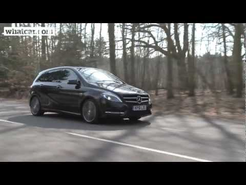 2012 Mercedes B-Class review - What Car?