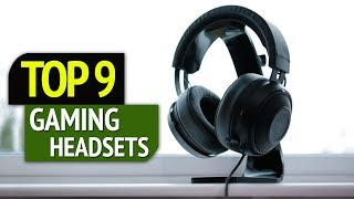 TOP 9: Best Gaming Headsets 2018