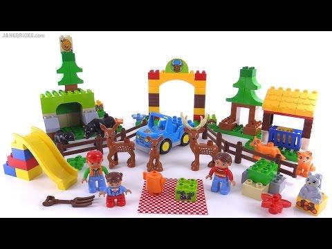 LEGO Duplo Forest Park review! set 10584