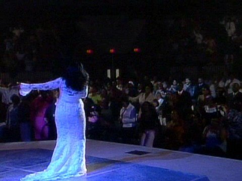 CECE WINANS LIVE - JESUS, YOU'RE BEAUTIFUL - PART 2