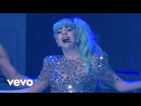 Lady Gaga - Born This Way (Gaga Live Sydney Monster Hall) Music Videos