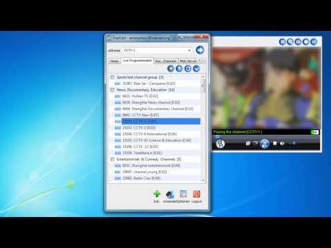 SopCast - Kostenlos über das Internet fernsehen und Sendungen aufnehmen