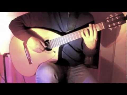 Jeff Linsky - Beyond the Sea (solo guitar)