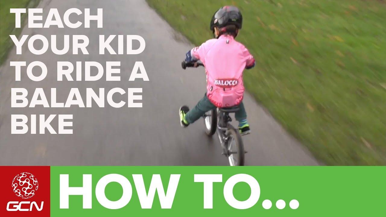 Teaching an adult to ride a bike share