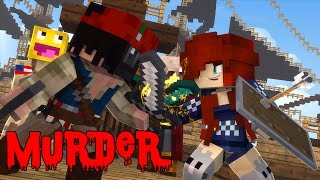 Minecraft ! PIRATES LIFE! (Minecraft Minigame)