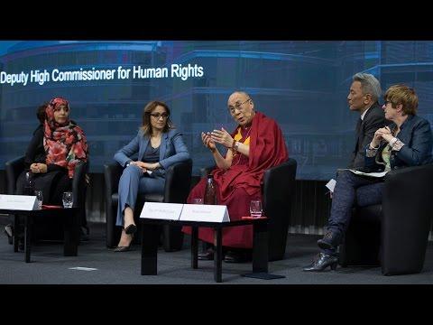 Nobel Laureates on Human Rights