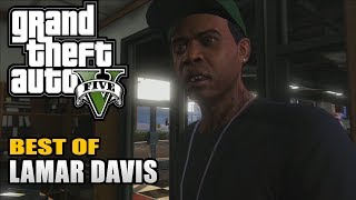 GTA 5 - Best of Lamar Davis | Lamar Davis Quotes Compilation