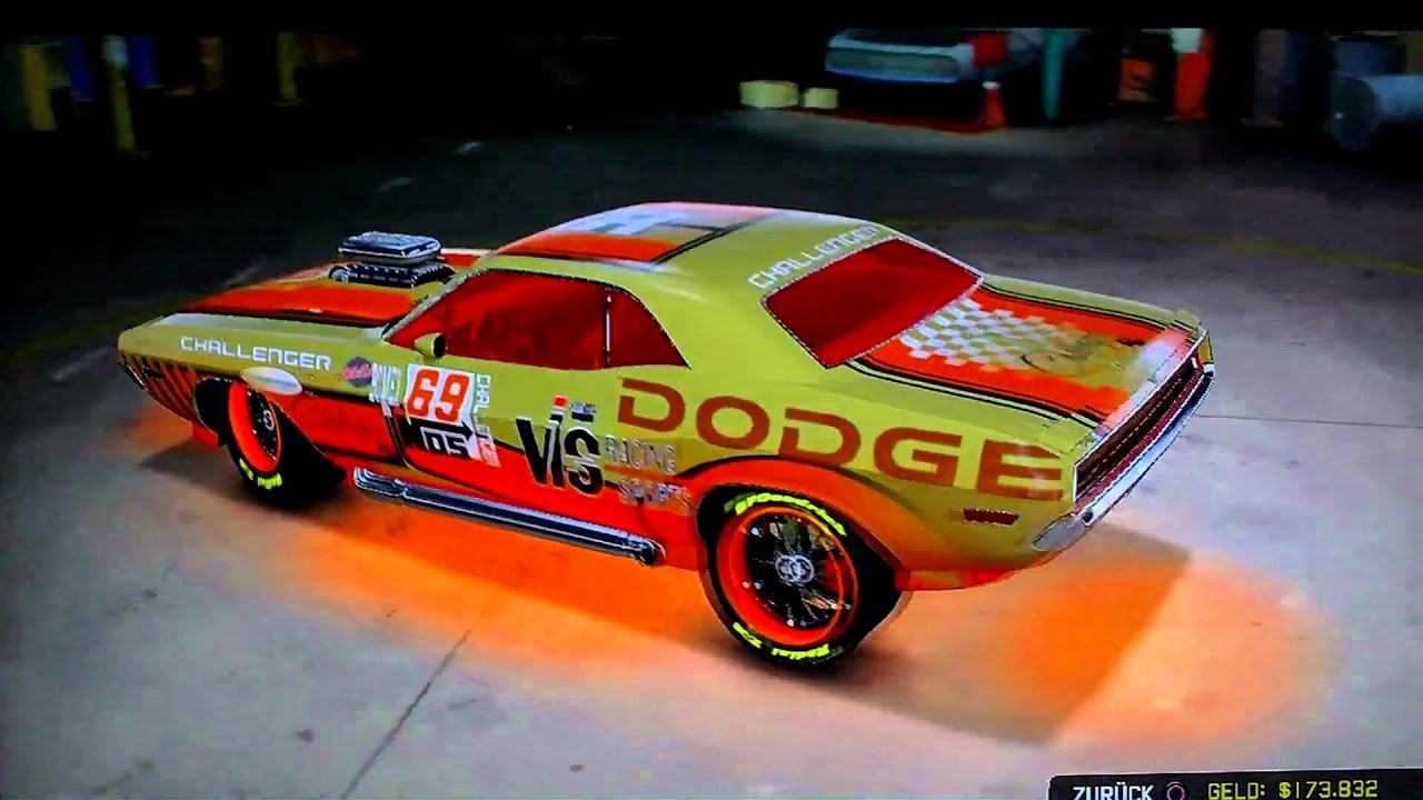 Muscle Car Decals >> MCLA `70 Dodge Challenger Kustomized & Styled - YouTube