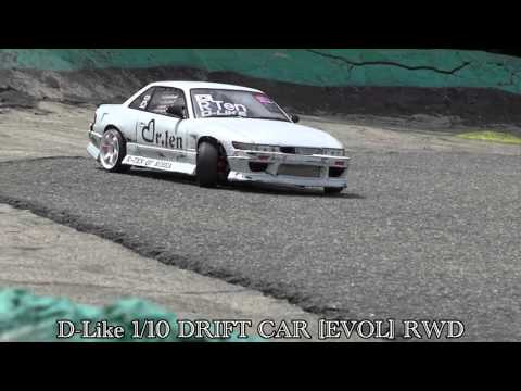Korea(R-TEN) RC DRIFT in D-Like[EVOL] 2016/4/2