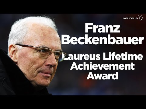 LWSA 2007 Franz Beckenbauer Lifetime Achievement Award