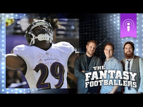 Fantasy Football Pat Mayo from the FNTSY Sports Network, News, Mailbag - The Fantasy Footballers