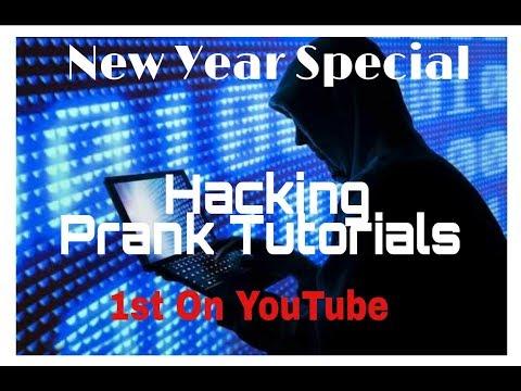 [HINDI] Hacking Tutorials - Hacking Prank (2018)