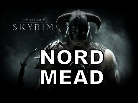 NORD MEAD - Skyrim Music Video