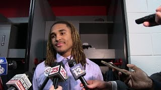 Jalen Hurts  Interview After Washington Win