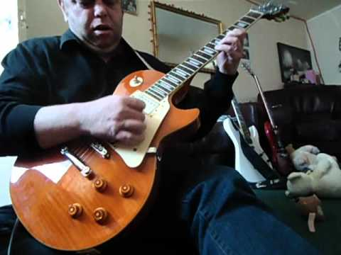 gary moore's midnight blues cover