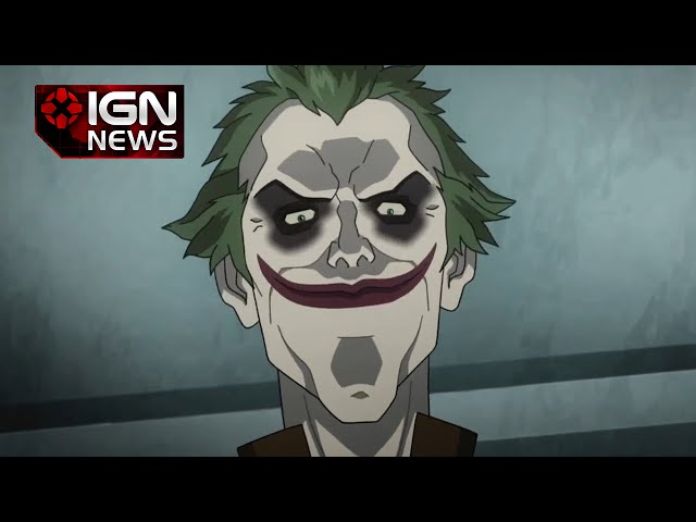 What Will The Joker Look Like in Suicide Squad? - IGN News