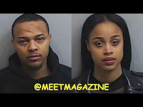 Bow Wow & Kiyomi Leslie ARRESTED for FIGHT in Atlanta Growing Up Hip Hop stars news GUHHATL