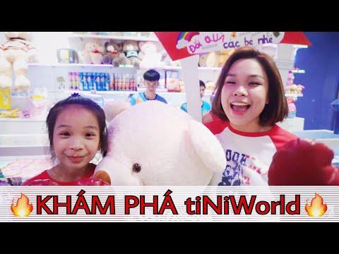 KHÁM PHÁ TINIWORLD CÙNG SONG THƯ - SONG THƯ CHANNEL