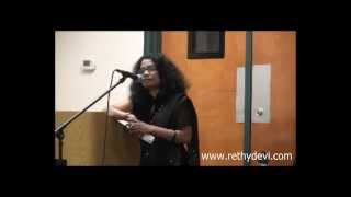 Rethy Devi on the writer Madhavikutty