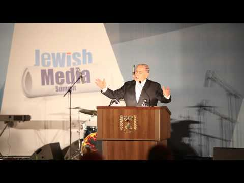 Israeli PM Benjamin Netanyahu Comments on Current Affairs at the Annual Jewish Media Summit [HD]