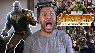 How Fans Reacted to Infinity War