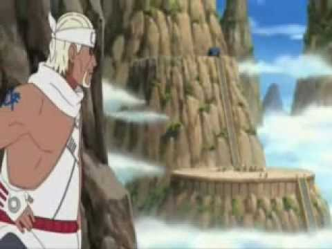 Sasuke Vs Killer Bee video