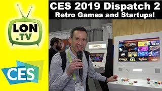 CES 2019 Dispatch 2: Retro Games, Mini PCs, Fanless NAS, and more!