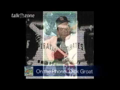 Dick Groat talks about his Pirate teams of the '60's, and how this year's Pirates squad is winning over the Pittsburgh fans. He also talks about his time in the NBA, why he went exclusively...