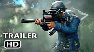 PUBG E3 2018 Trailer (2018) Blockbuster Game HD