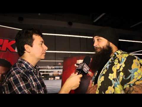 Wwe Superstar Bray Wyatt On Wwe 2k15, Finding Himself And Past Year In Wwe video